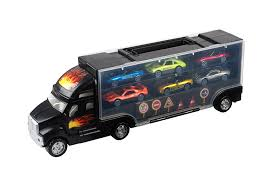Amazon.com: Transport Car Carrier Truck - With 6 Stylish Metal ... Mytoycars Matchbox Super Convoys Part One Convoy Cars Wiki Fandom Powered By Wikia Amazoncom Adventure Transporter Vehicle Toys Games Semi Truck Matchbox Car Carrier Megatoybrand Hauler Car Carrier Truck Toy With 6 Wvol Giant Dinosaur And Buy Online From Fishpondcomau Cheap Find Deals On Dinky Mercedes Lp 1920 Race Code 3 Roland Ward