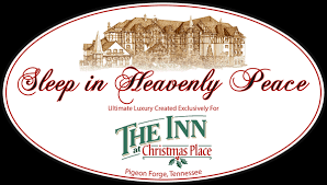 Christmas Tree Inn Pigeon Forge Tn by Sleep In Heavenly Peace Mattress The Inn At Christmas Place
