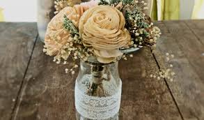 Cheap Country Wedding Ideas New Affordable Table Decorations At Rustic