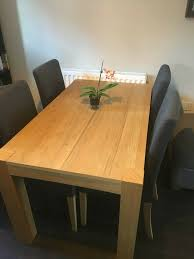 IKEA Hogsby Dining Table Complete With 4 Chairs | In St George, Bristol |  Gumtree