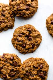 Libbys Great Pumpkin Cookies by Chewy Pumpkin Oatmeal Chocolate Chip Cookies Sallys Baking Addiction