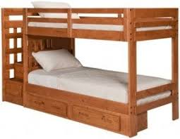 bunk bed with stairs and storage foter