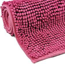 badteppich pink