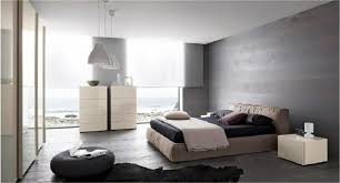chambre design gris murs et ameublement chambre tout en gris tendance
