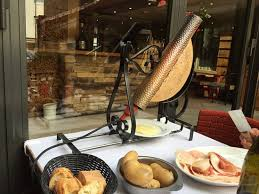 le chalet savoyard food staff and location must try the raclette and