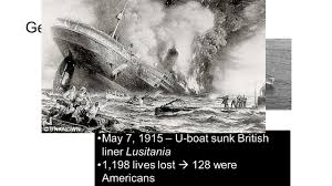 When Did The Lusitania Sink by The Great War Main Causes For War In Europe 1 M Ilitarism