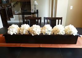 Image Of Formal Dining Room Table Centerpieces Decorations Ideas
