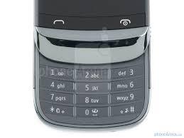 Nokia C2 03 Review Design 09