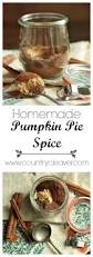 Libby Pumpkin Pie Mix Recipe Can by Pumpkin Pie Spice Make Your Own Custom Blend Country Cleaver
