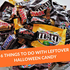Donate Leftover Halloween Candy To Our Troops by 6 Things To Do With Leftover Halloween Candy The Toy Insider
