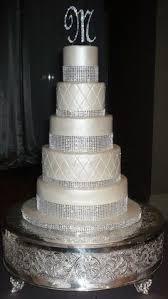 Sydney 5 Tier Wedding Cakes