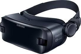 Samsung Gear VR Virtual Reality Headset Gray SM R325NZVAXAR Best Buy