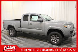 100 Toyota Truck New 2018 Tacoma Specials Wichita Purchase Lease Deals