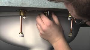 Kingston Brass Faucet Problems by How To Install A Kingston Brass Kb977x Victoria Widespread