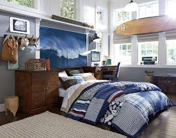 Pattern Is The Bedsheets Form Dresser Space Around Room