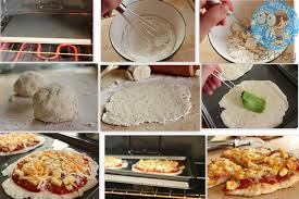 How To Make Pizza Base At Home
