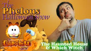 Garfields Halloween Adventure Dvd by The Garfield Show Halloween Phelous Youtube