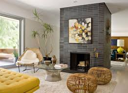Living Room With Fireplace In Corner by Decor Corner Fireplace Decorating Ideas Perfect Decorating Ideas