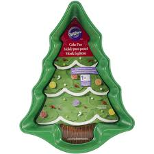 Wilton 21050070 Christmas Tree Cake Pan