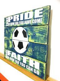 Soccer Themed Bedroom Photography by Soccer Ball Wall Art Girls Boys Room Decor By Kristinacarterprints