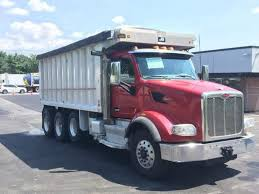 100 Dump Truck For Sale Nj USED 2007 PETERBILT 379 TRIAXLE ALUMINUM DUMP TRUCK FOR SALE FOR