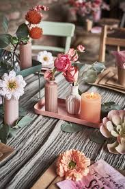 shop the look dekotablett in apricot deko ideen deko