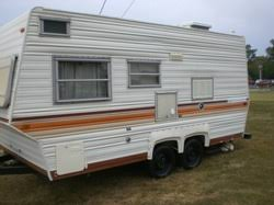 1980 Nomad 18ft Travel Trailer In Great Shape Been All Redone On The Inside Its A Must See Call For More Info 2750 Clear Title