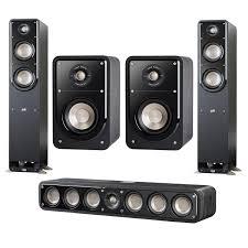 Polk Ceiling Speakers Amazon by Polk Signature Speakers Open Box S50 Pair S35 S15 Pair