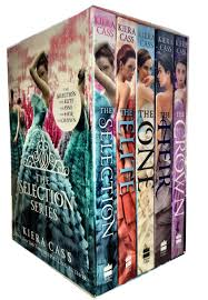 The Whole Selection Series Uk Pb Box Set