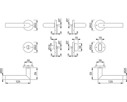 rosettengarnitur wc hoppe 3289735 amsterdam e1400z 42kv 42kvs edelstahl