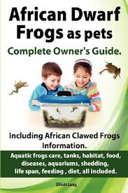 Do Aquatic Dwarf Frogs Shed Their Skin by African Dwarf Frog Care Sheet Exotic Pets Resources
