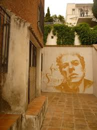 Joe Strummer Mural London Address by Spanish Bombs Granada Unveils Joe Strummer Plaza Vice