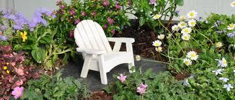 Chairs Miniature Garden Fairy Houses
