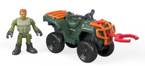 Fisher Price - Jurassic World Imaginext - Basic Assortment