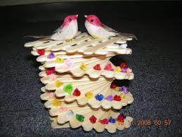 Thurigai Arts N Crafts For Hand Work Using Ice Cream Sticks