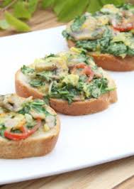 baked canapes spinach and artichoke canapes valentina s corner