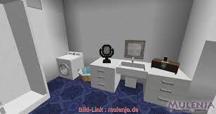 minecraft badezimmer komplett minecraft kleine bude
