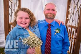 Lauryn Pumpkin Shannon Fiance by Honey Boo Boo U0027 Dad Sugar Bear U0027s Wedding Photos