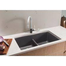Blanco Precis Sink Cinder by Blanco Granite Kitchen Sinks Ebay