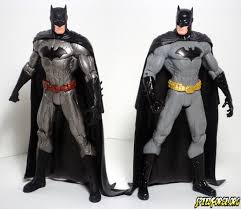 Long Halloween Batman Figure by Dc Collectibles New 52 Heroes Vs Villains 7 Pack Review And Pics