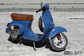 Vespa 125 Primavera 1975 Scooter Photo