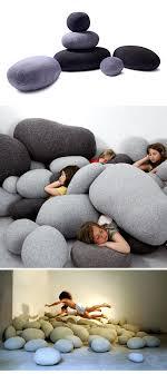 Stone Pillows | Pillows, Bean Bag Chair, Kids Room