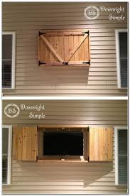 Outdoor Stereo Cabinet Ideas WILLDROST