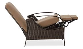 Attractive Outdoor Recliner Chairs with Outdoor Recliner Chair