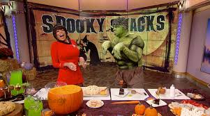 Razor Blades Found In Halloween Candy 2015 by Spooky Halloween Snacks The Wendy Williams Show