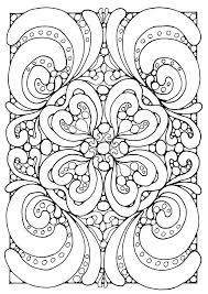 Full Image For Free Printable Mandala Coloring Pages Adults Pdf 29 Colouring