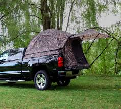 100 Pickup Truck Tent Sportz Camo 57 Series Out And About Green