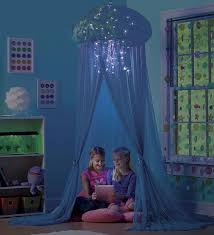Indie Room Decor Ebay by Aquaglow Light Up Jellyfish Hideaway Bed Canopy Jellyfish Ebay