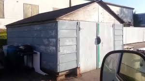 Metal Sheds Jacksonville Fl by Aluminum Materials Garage With Simple Rent Storage Unit And
