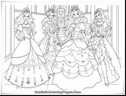Astounding Barbie Three Musketeers Coloring Page With Free Pages